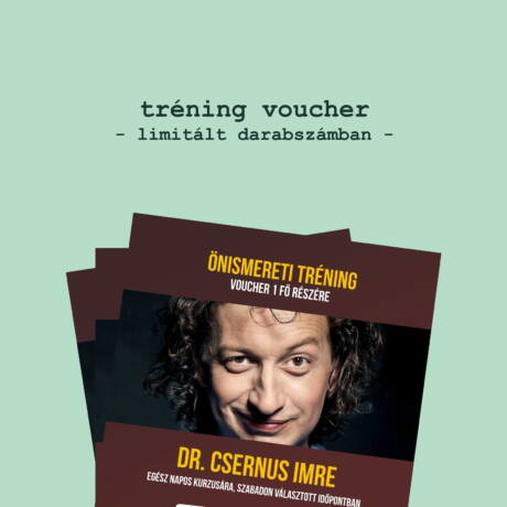 Önismereti tréning voucher